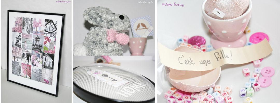 Violette Factory blog DIY